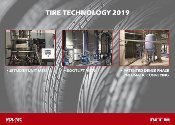 TIRE TECHNOLOGY 2019