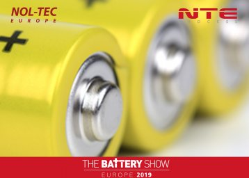 THE BATTERY SHOW 2019